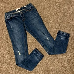 Kenneth Cole Reaction Skinny Jeans Size 4